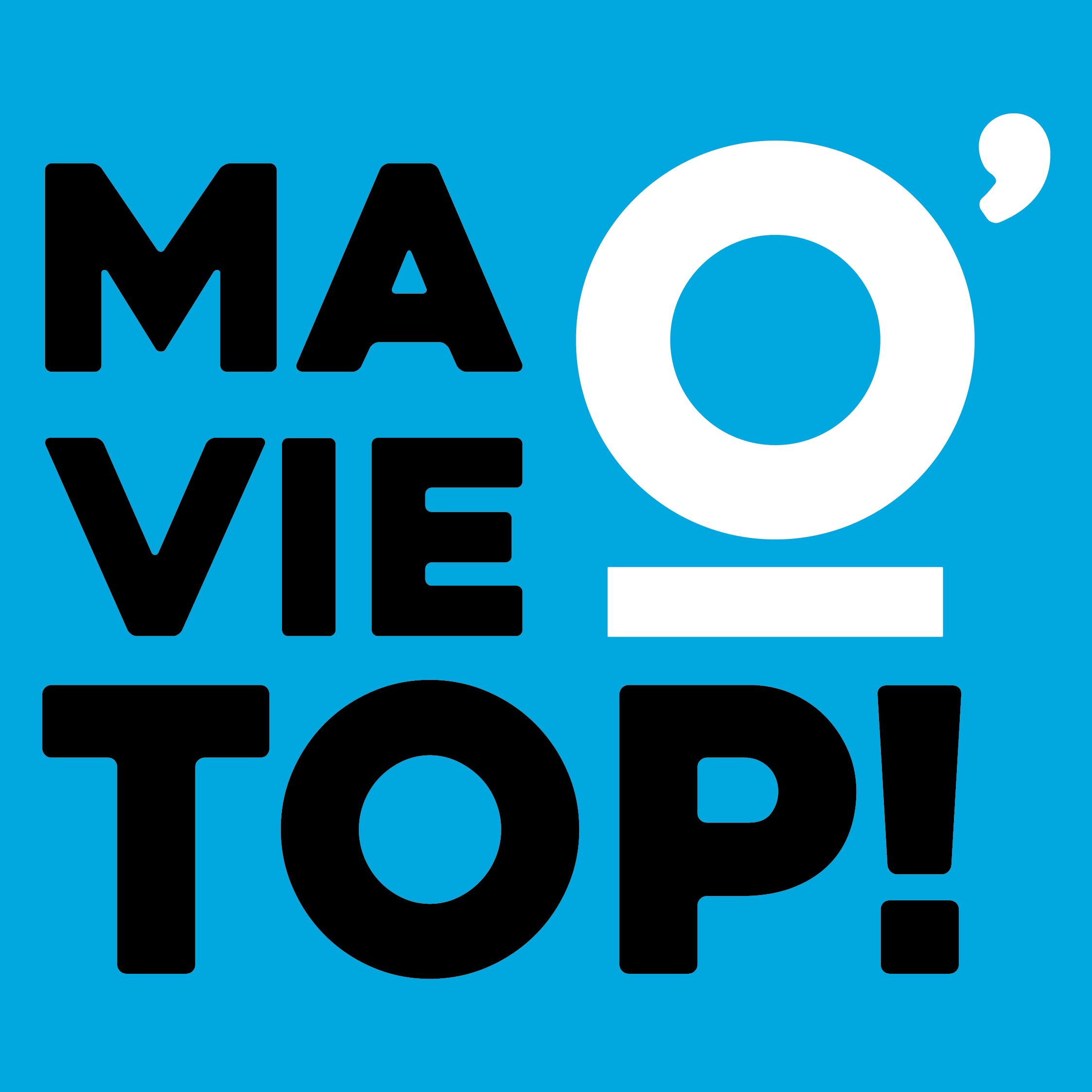 Logo de Ma vie O' top !